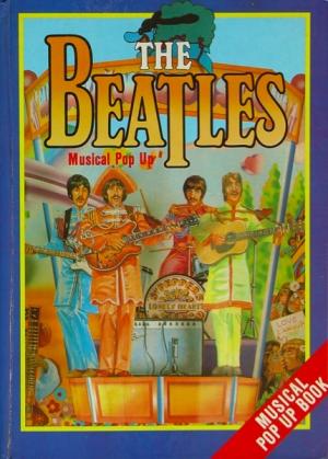BEATLES STORY POP UP BOOK - (UK)