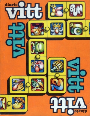 DIARIO VITT 1972-1973