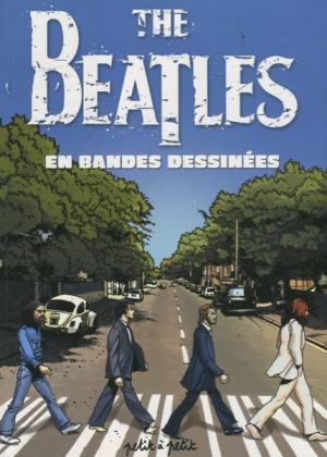 THE BEATLES EN BANDE DESSINÈE
