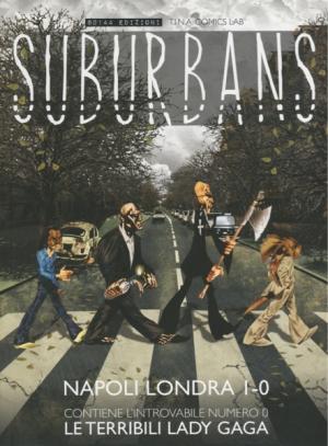 SUBURBANS #1
