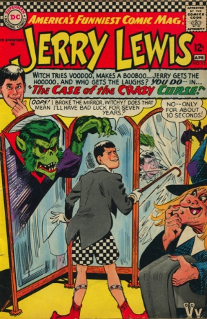 THE ADVENTURES OF JERRY LEWIS #93