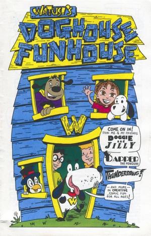 WATUSI'S DOGHOUSE FUNHOUSE