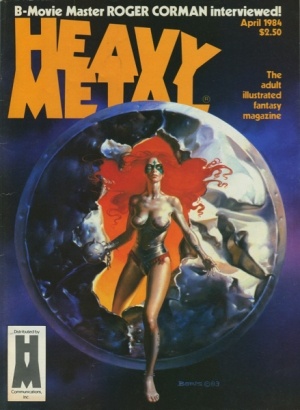 HEAVY METAL VOL VIII #1