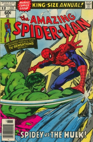 AMAZING SPIDERMAN ANNUAL #12