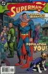 THE ADVENTURES OF SUPERMAN #614