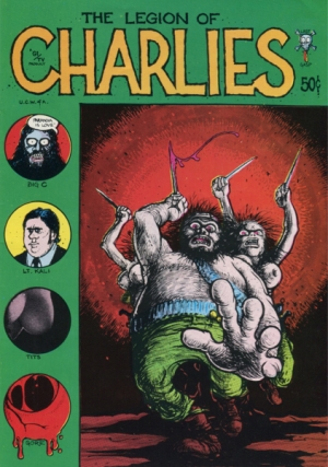 THE LEGION OF CHARLIES
