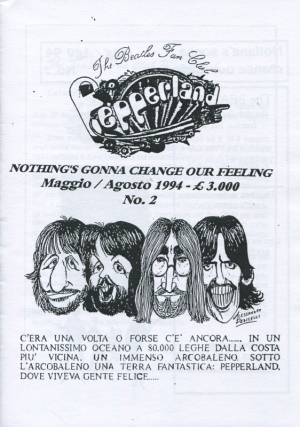 NOTHING GONNA CHANGE OUR FEELING #2