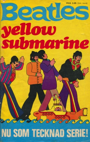 BEATLES YELLOW SUBMARINE (SVE)