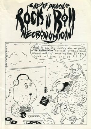 ROCK'N'ROLL NECRONOMICON