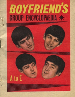 BOYFRIEND'S GROUP ENCYCLOPEDIA
