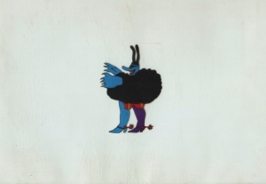 THE CHIEF The Blue Meanie (cell)