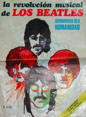 LA REVOLUCION MUSICAL DE LOS BEATLES - ACONTECIMIENTOS DE LA HUMANIDAD #4