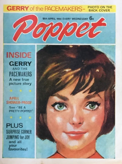 POPPET 18th APRIL 1964