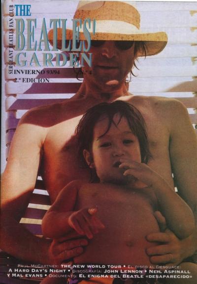 EL JARDIN DE LOS BEATLES -BEATLES' GARDEN #4