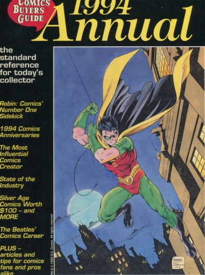 COMIC BUYER'S GUIDE ANNUAL 1994