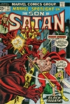 THE SON OF SATAN #15