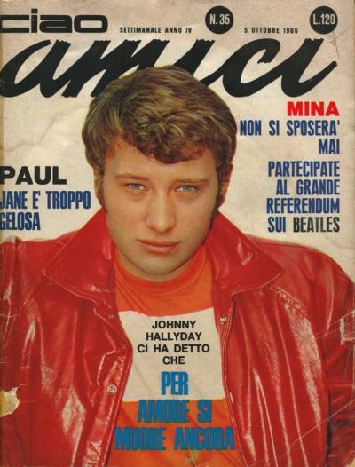 CIAO AMICI #35 (1966)