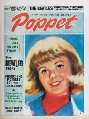 POPPET 1st FEBRUARY 1964