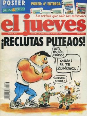 EL JUEVES #876