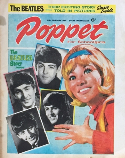 POPPET 18th JANUARY 1964