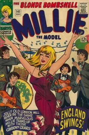 MILLIE THE MODEL #141