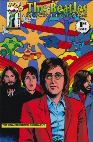 ROCK LEGENDS: THE BEATLES #1