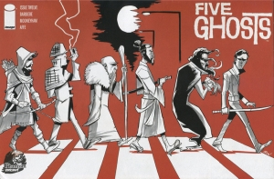 FIVE GHOSTS #12 (VARIANT COVER)