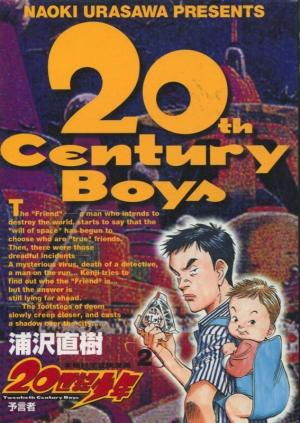 20th CENTURY BOYS  #2 (GIAPPONE)