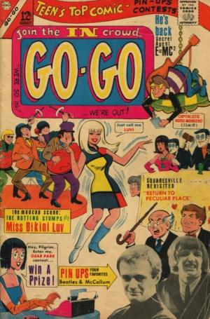 GO-GO (MAGAZINE) #2