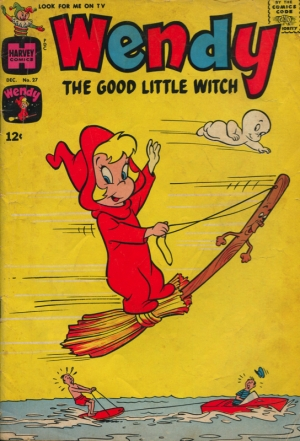 WENDY THE GOOD LITTLE WITCH #27