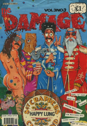 THE DAMAGE VOL.3 #3