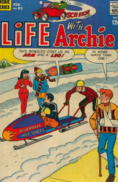 LIFE WITH ARCHIE #82