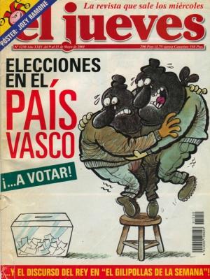 EL JUEVES #1250