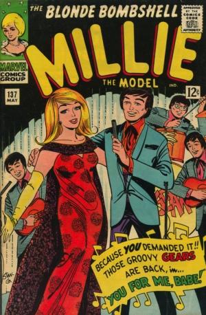 MILLIE THE MODEL #137