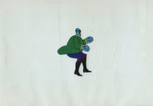 THE JACK THE NIPPERS -The  Blue Meanie (cell)