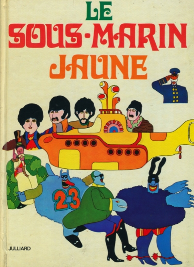 YELLOW SUBMARINE GIFT BOOK (FR)