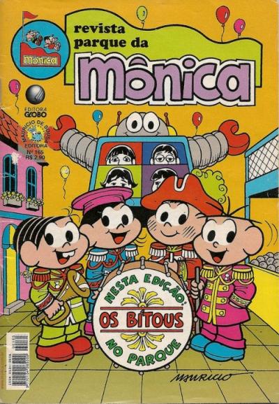 PARQUE DA MÔNICA #165